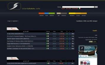 Il Corsaro Nero: Guida al motore di ricerca per torrent italiani