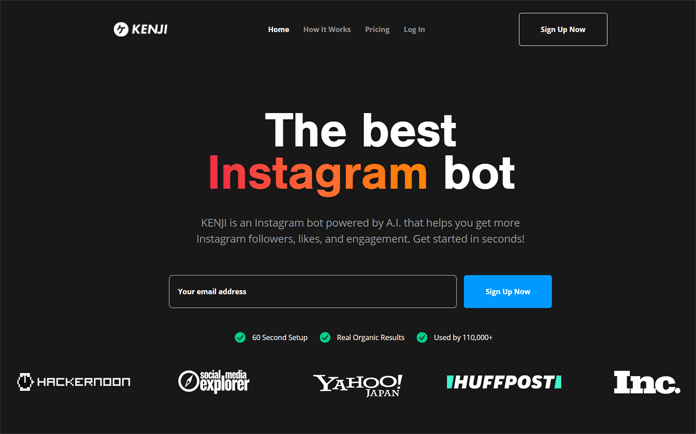 Kenji Bot Instagram