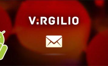Come usare Virgilio Mail su Android
