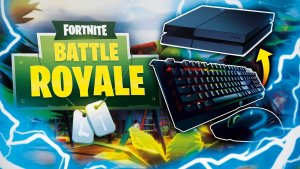Fortnite: come utilizzare mouse e tastiera su PS4