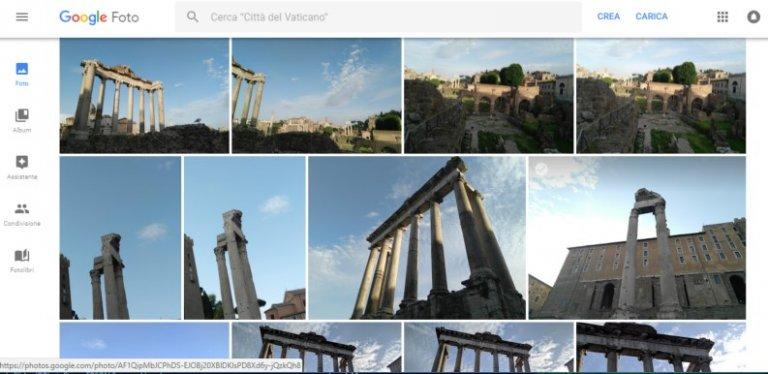 Google Foto, cos'è e come funziona per fare il backup di foto e video