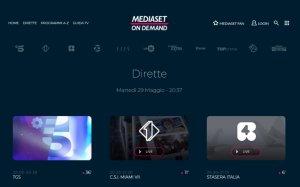 Vedere in streaming i canali Mediaset e Rai dall'estero