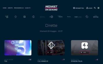 Come vedere Rai e Mediaset in streaming dall'estero