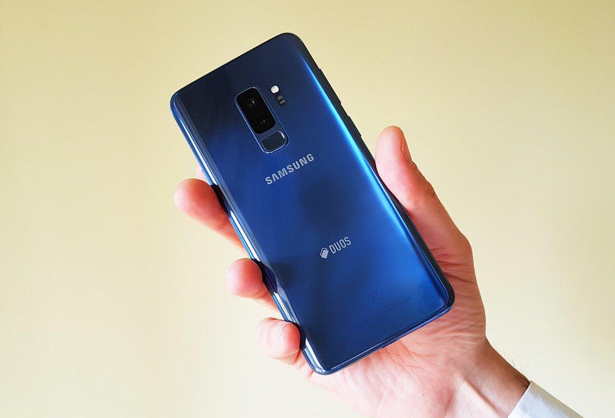 Recensione Samsung Galaxy S9 plus giardiniblog