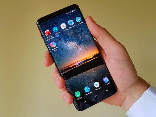 schermo display samsung s9 plus