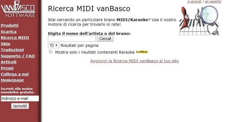 vanBasco's_MIDI_Search