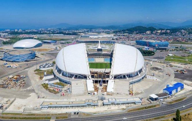 Fisht Stadium di Sochi