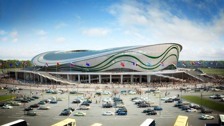 Kazan Arena di Kazan