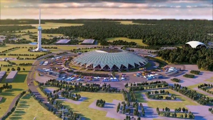 Samara Arena di Samara