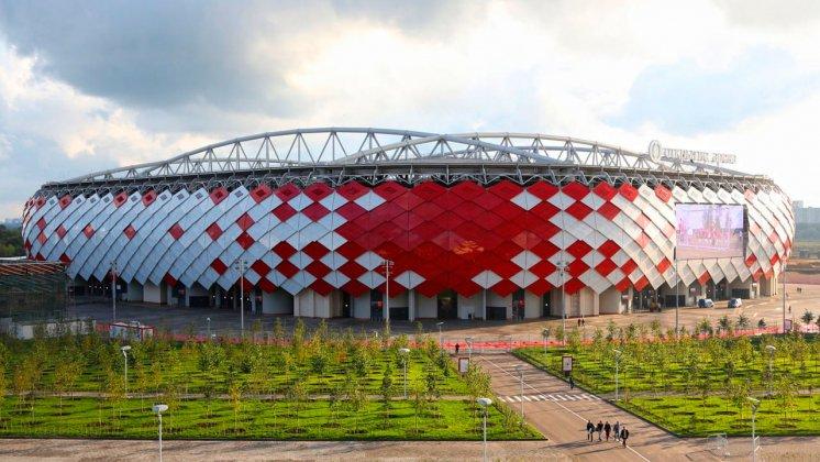 Spartak Stadium di Mosca