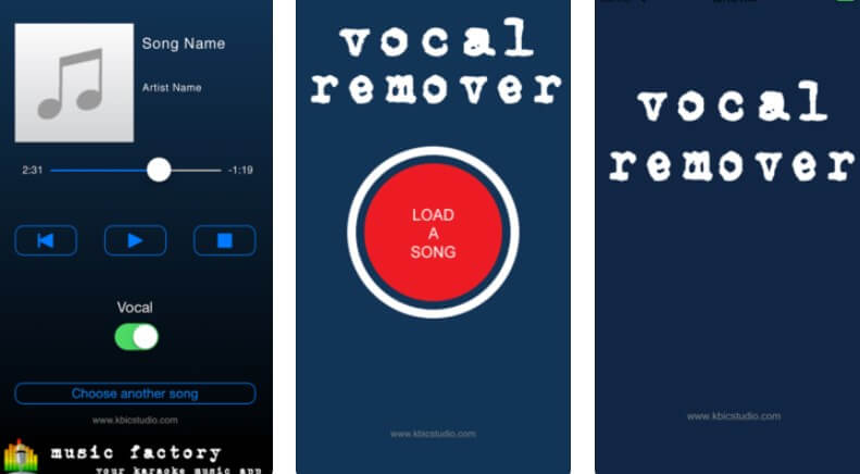 Vocal Remover iOS