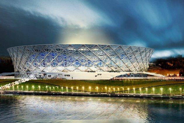 Volgograd Arena di Volgograd