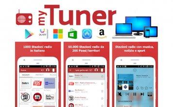 myTuner Radio: la migliore app radio per qualsiasi sistema operativo