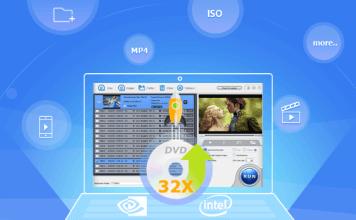 Rippare velocemente DVD con accelerazione hardware Level 3