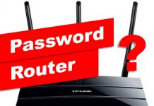 recuperare la password dimenticata del router