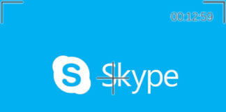 registrare videochiamate skype