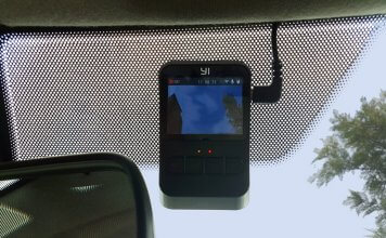 Recensione Yi Mini Dash Cam, la telecamera per auto ideale