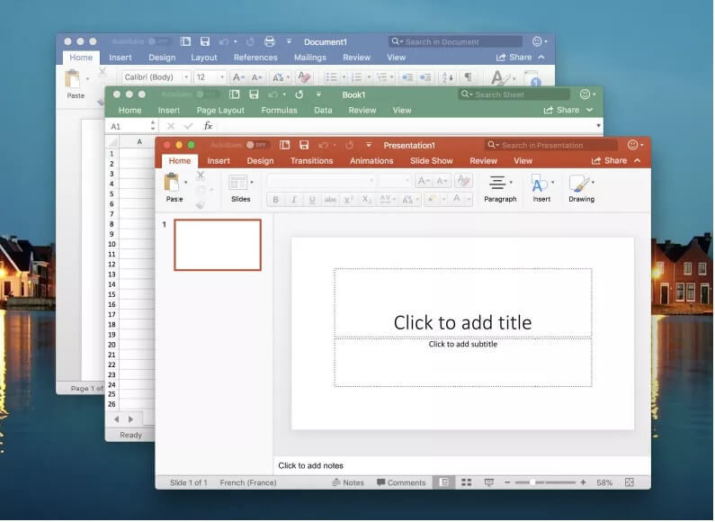 suite office 2019 completa