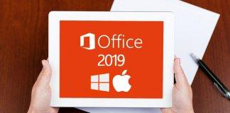 office 2019 windows mac