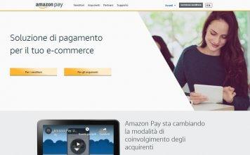 Che cos'è e come funziona il metodo di pagamento Amazon Pay
