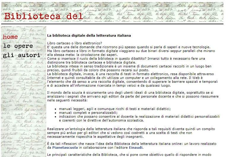 Libri PDF gratis biblioteca libera