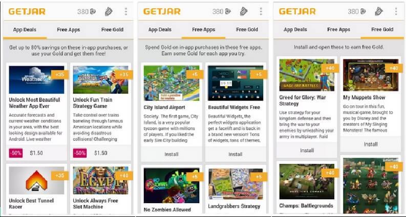 app store android getjar