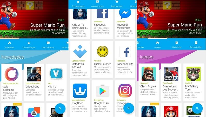 app store android uptodown