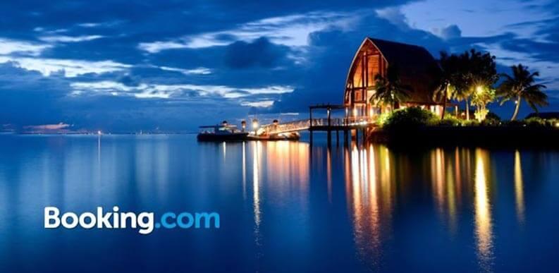 Siti per trovare hotel: Booking