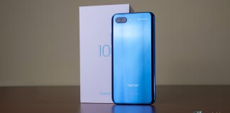 honor 10 facebook