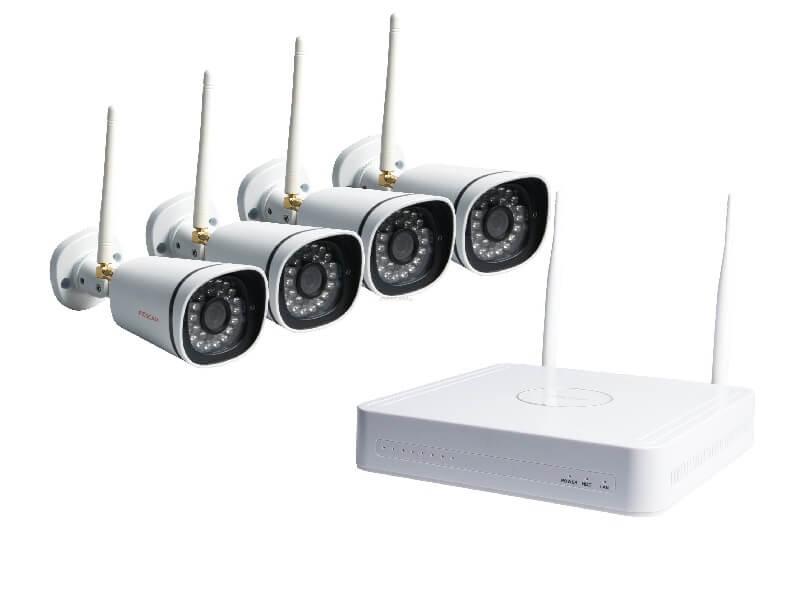 videosorveglianza della casa con Ipcam