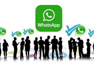 inviare messaggio piu persone whatsapp