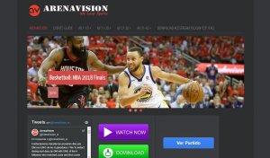 Arenavision |  guida rapida ed alternative gratis disponibili