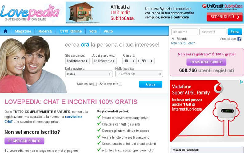 Top rated siti di incontri gratis