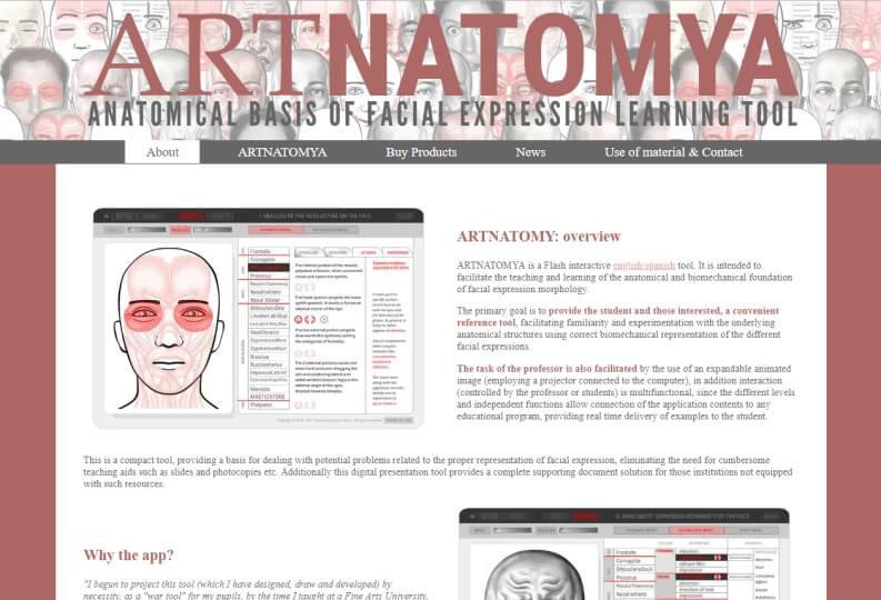 I migliori siti di anatomia corpo umano
