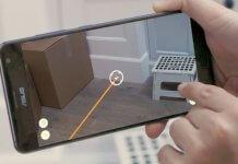 App per misurare distanze con Android