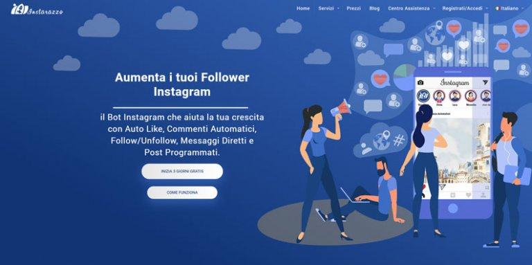 Instarazzo: il Bot Instagram in Italiano per aumentare i follower