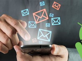 migliore app mail android