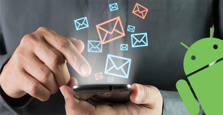 Migliori app per gestire email con Android