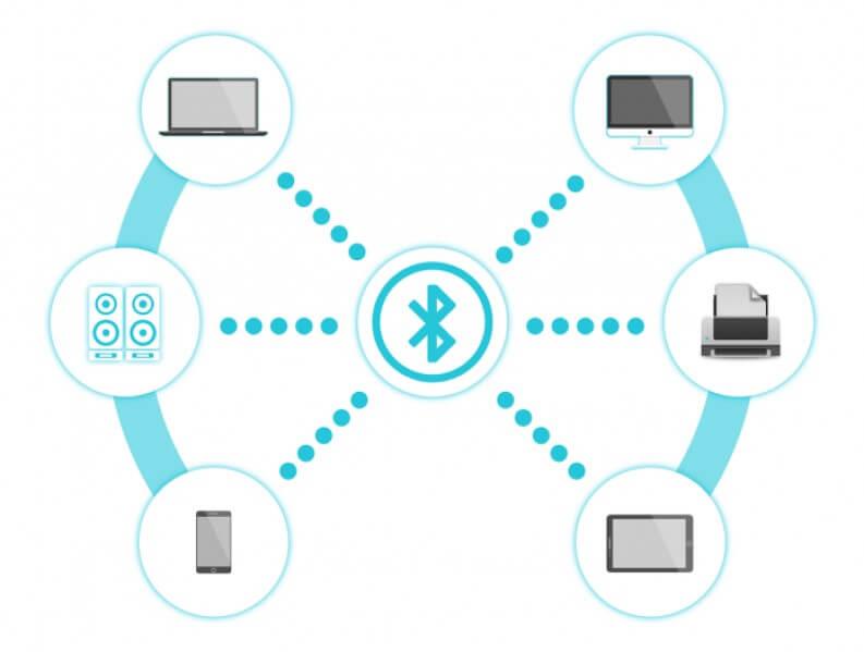 inviare file e foto tra due cellulari tramite Bluetooth