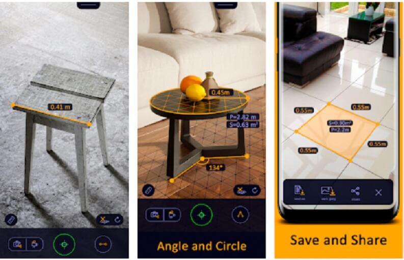AR Ruler App