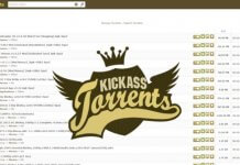 KickAss Torrents: copertina