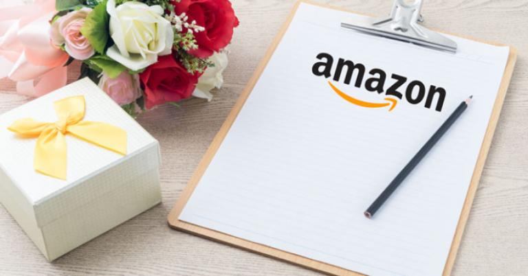 Come creare lista nozze su Amazon