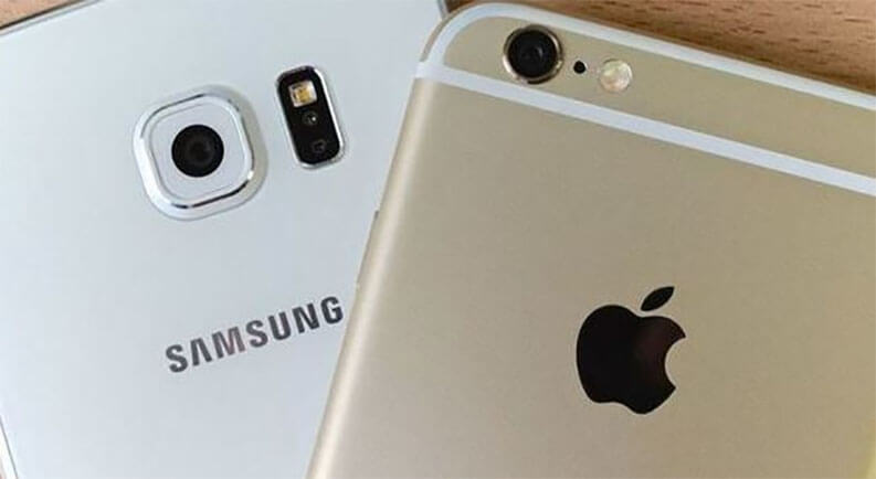 Obsolescenza programmata: Samsung, Apple