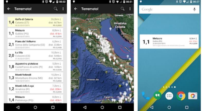 Terremoto oggi: terremoto!