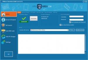 VPN per eMule: VPNArea