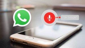 """Usare """"Ok Google"""" per spedire messaggi su WhatsApp"""