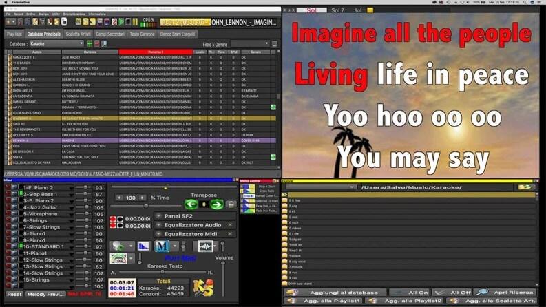 Programma Karaoke: Karaoke 5