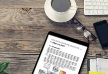 10 migliori lettori pdf iphone ipad