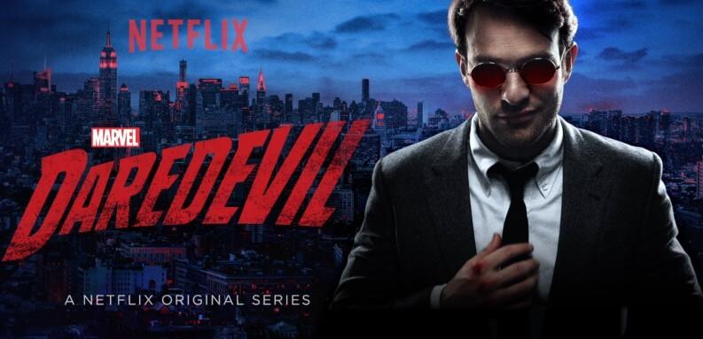 Serie Netflix di successo in italia: Daredevil