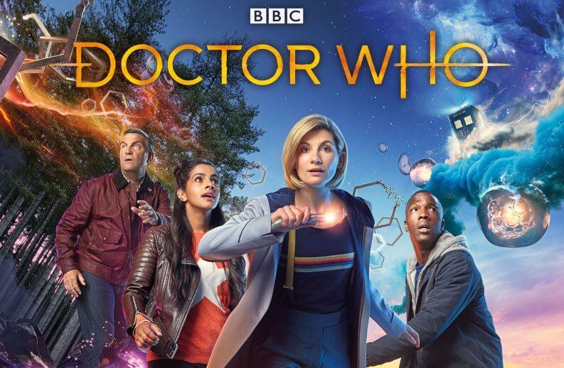 Serie Netflix di successo in italia: DoctorWho